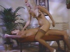 Anal, Group Sex, Stockings, Strapon, Vintage