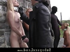 BDSM, Blonde, Bondage, Spanking