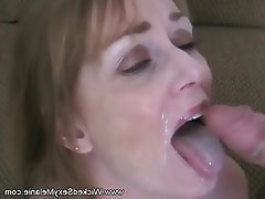 Amateur, Blonde, Blowjob, MILF, Old and Young