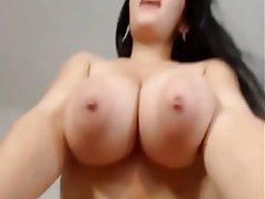 BBW, Big Boobs, Lingerie, Webcam
