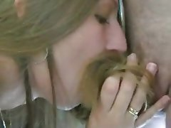 Amateur, Blonde, Blowjob, Handjob, Webcam