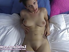 Amateur, Brunette, Masturbation, POV