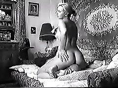 Blonde, Face Sitting, Femdom, Russian, Vintage