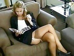 Foot Fetish, High Heels, Stockings