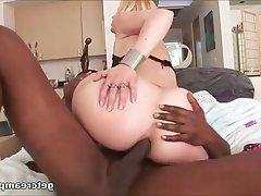 Anal, Blowjob, Creampie, Hardcore, Interracial