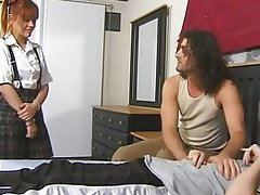 Anal, Babysitter, Double Penetration, Facial
