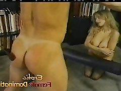 Bondage, Femdom, MILF, Mistress, Spanking