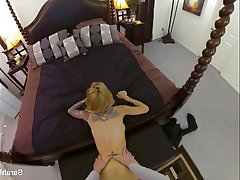 Big Boobs, Blonde, Cumshot, Pornstar, POV