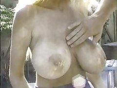 Big Boobs, Blonde, Cumshot, Pornstar, Vintage