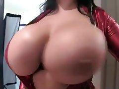 British, Big Nipples, Latex