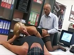 Anal, Blonde, Cumshot, Facial, Old and Young