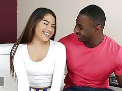 Cumshot, Teen, Interracial, Indian