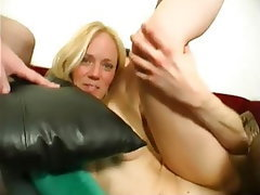 Amateur, Blonde, MILF, French, Gangbang