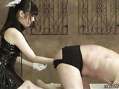 BDSM, Japanese, Femdom, CFNM, BDSM