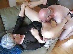 Mature, Femdom, Cunnilingus, Mistress, BDSM