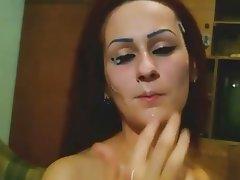 Amateur, Blowjob, Facial, Webcam