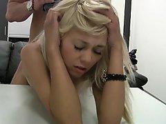 Amateur, Babe, Blonde, Casting