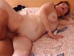 Cumshot, Granny, Hardcore, Old and Young