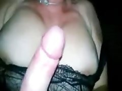 Big Boobs, Cuckold, Cumshot, Granny