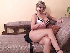 Masturbation, Old and Young, POV, Softcore