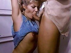 BDSM, Blowjob, Cumshot, Vintage