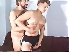 German, Hairy, Mature, MILF, Stockings