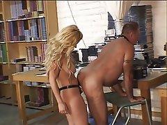 BDSM, Blonde, Femdom, Strapon, Anal