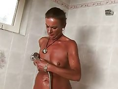 Anal, Squirt, Facial, Granny