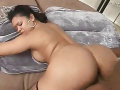 Big Butts, Brazil, Interracial