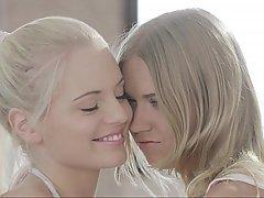Babe, Blonde, Cute, Lesbian, Skinny