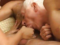 Amateur, Bisexual, Blowjob, Mature, Threesome