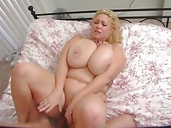 BBW, Big Boobs, Blonde